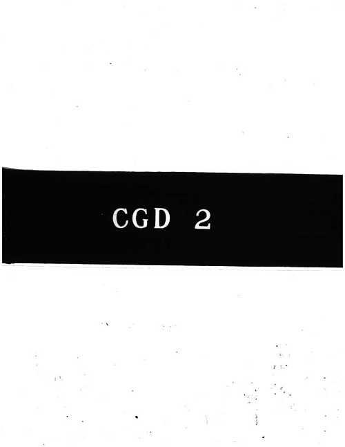 CGD-2 : Wood-Burning Jet Unit