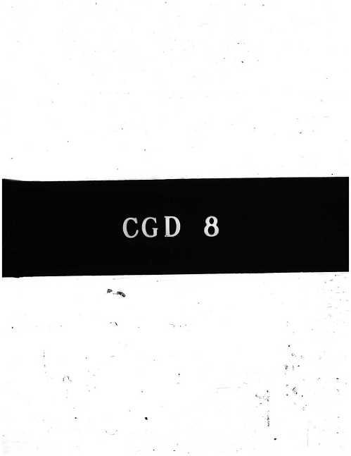 CGD-8 : Cavitation Test on Henschel Bodies