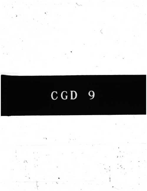 CGD-9 : Detection of Material Defects in Plates with a Supersonic Device