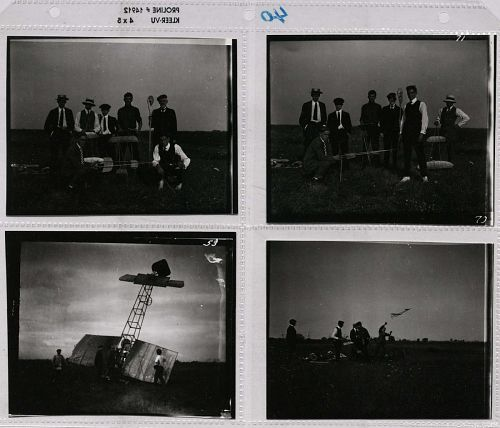 William H. Sheahan Early Aviation Photographs