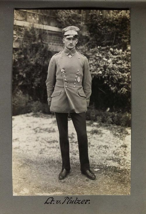 World War I German Aviation Photographs