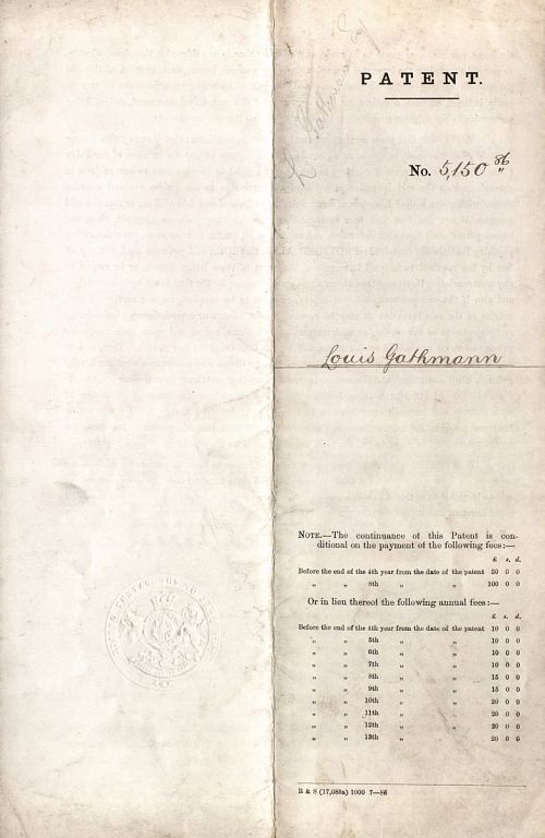 Louis Gathmann Collection