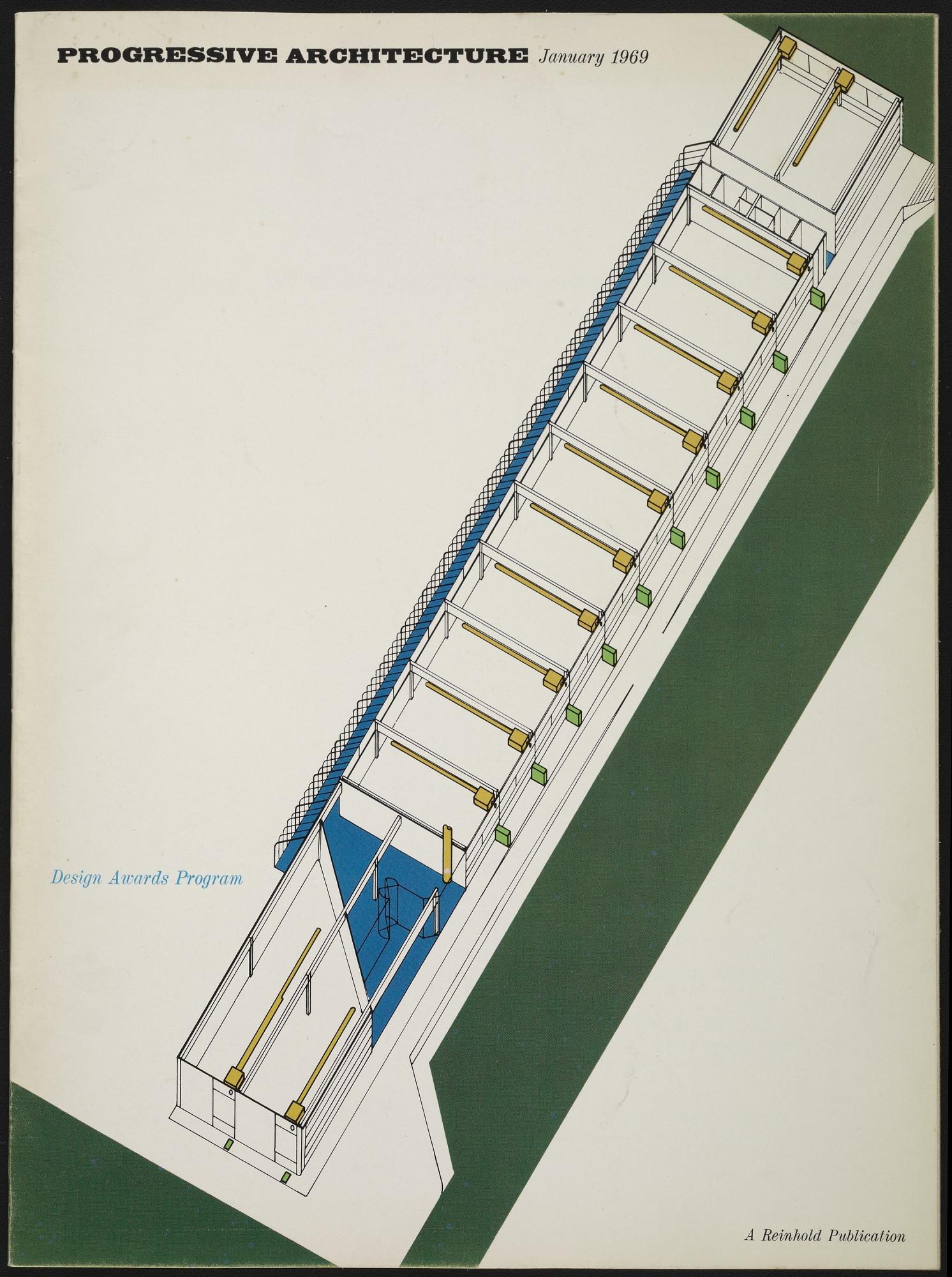 Miscellaneous Architecture Magazines