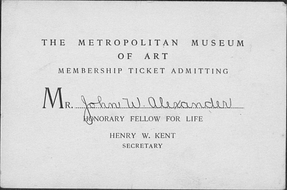 Associations and Memberships