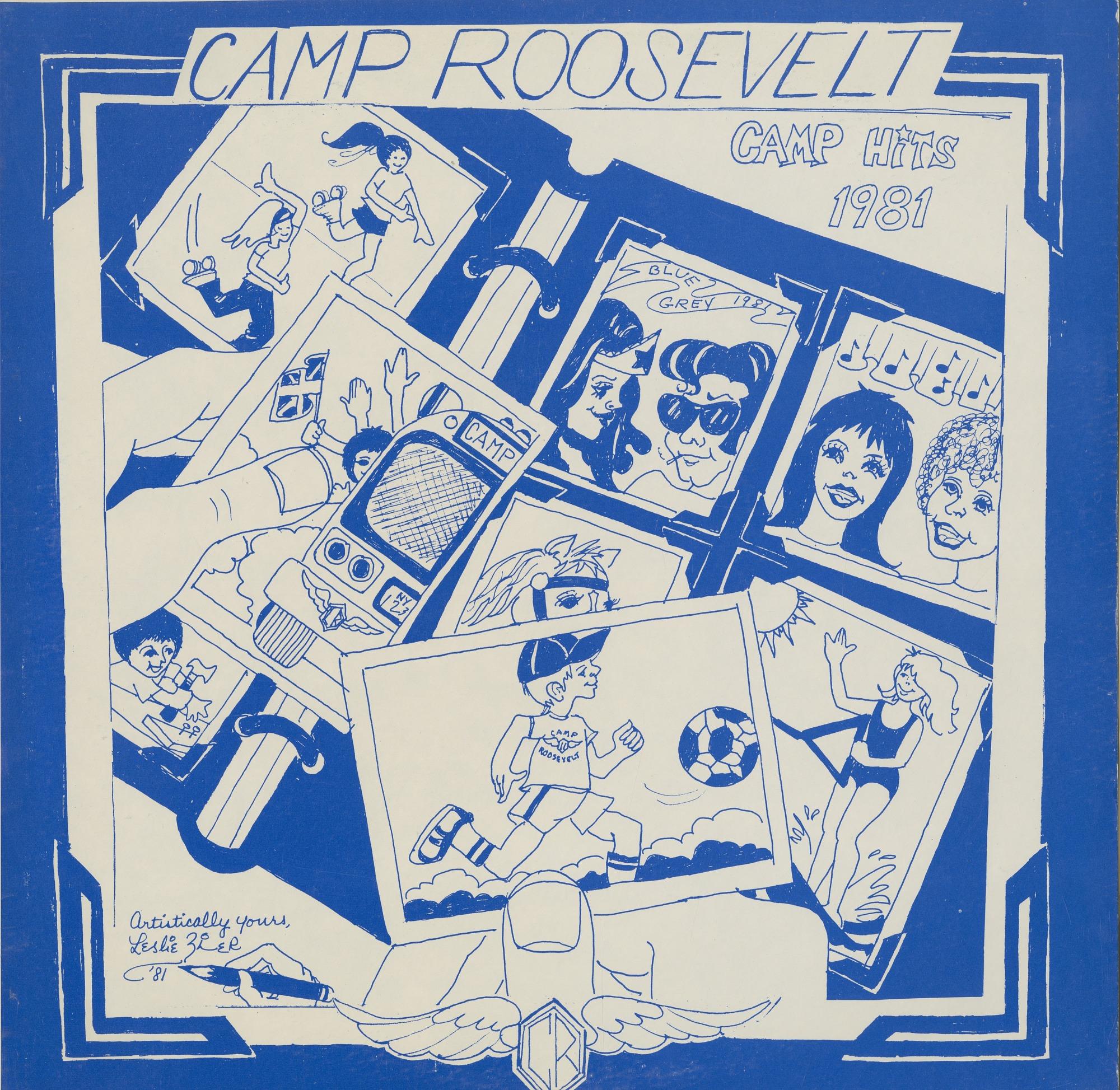 Camp Roosevelt Camp Hits