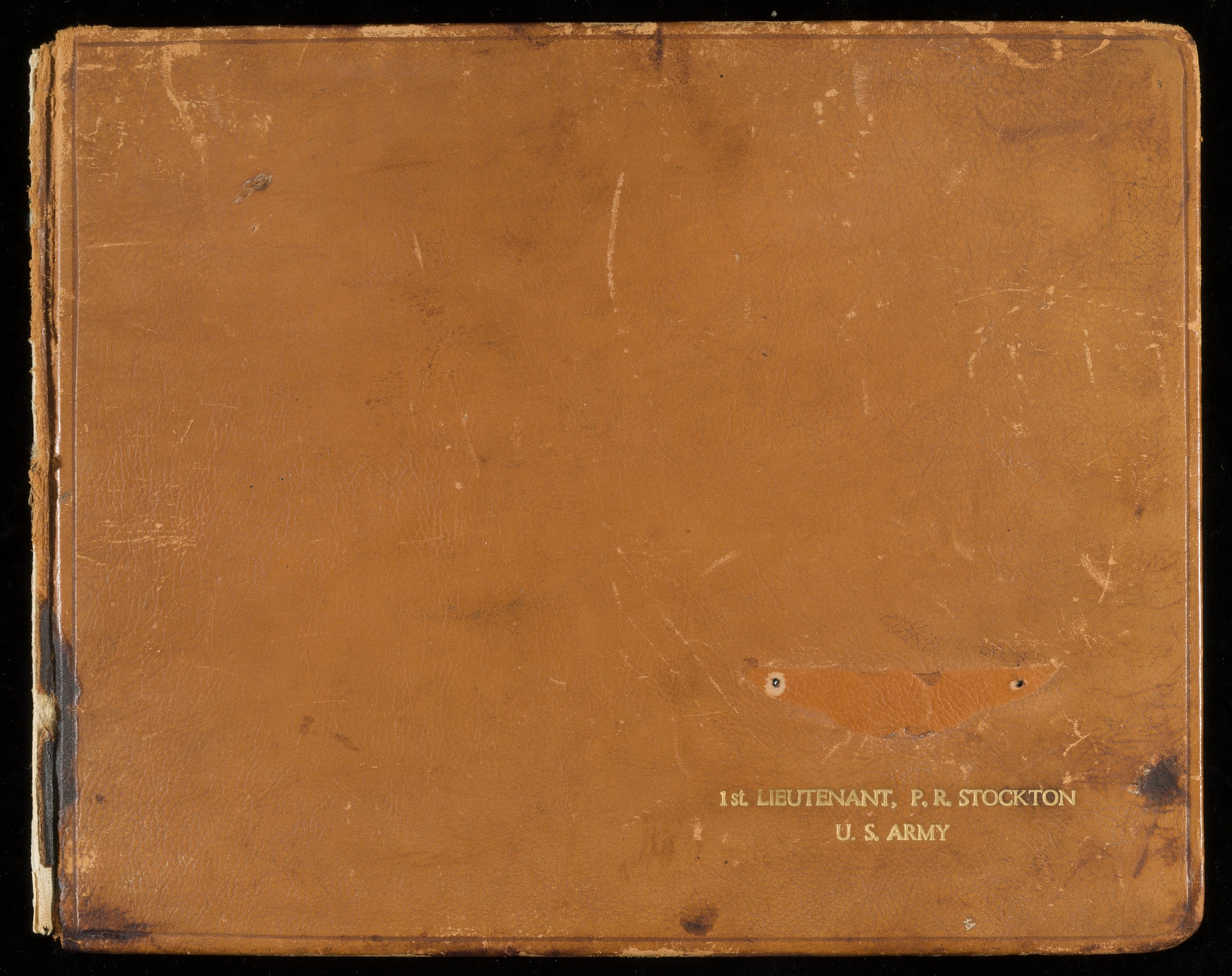 Paul R. Stockton Scrapbook