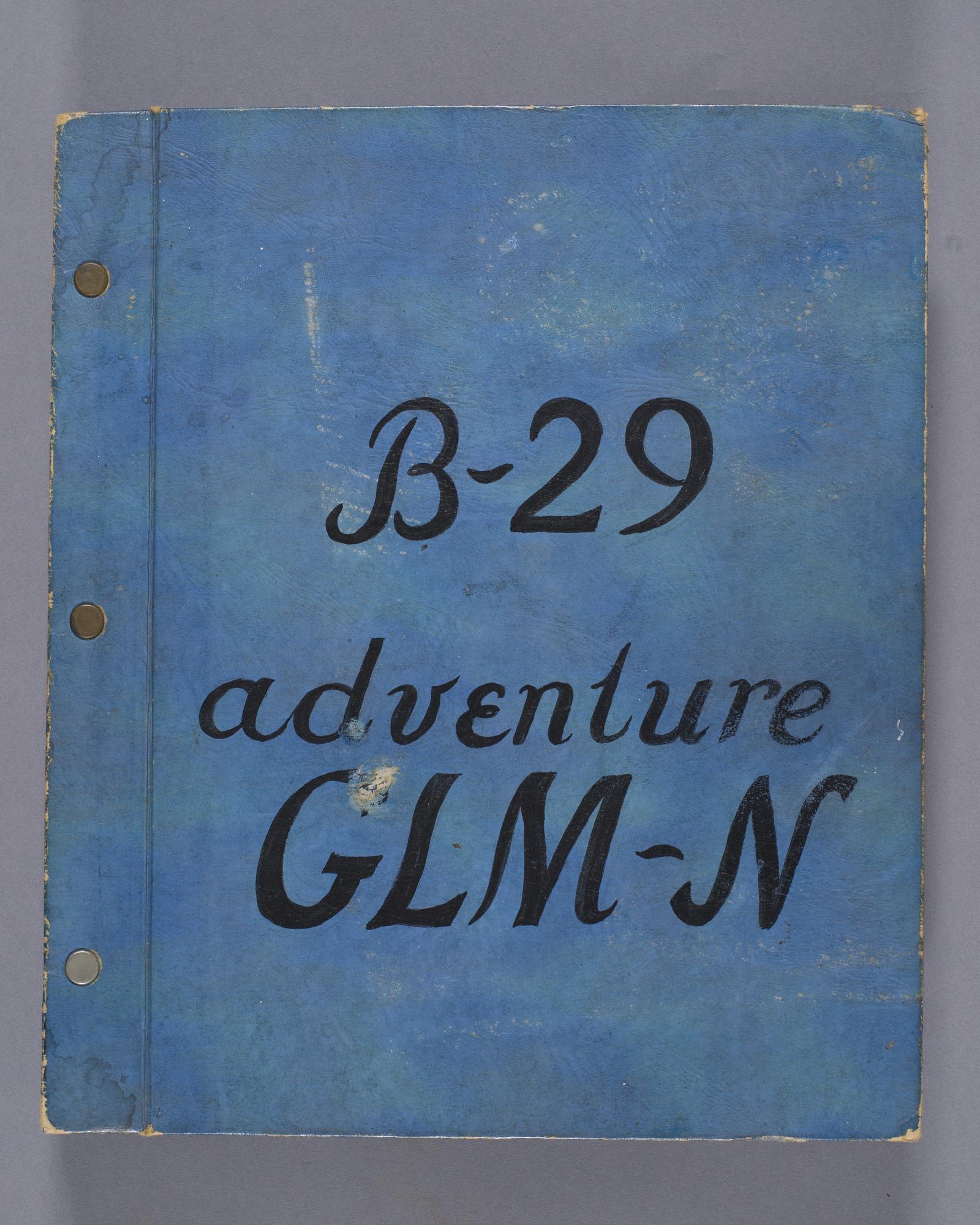 Glenn L. Martin Nebraska Company Scrapbooks (Brown Collection)
