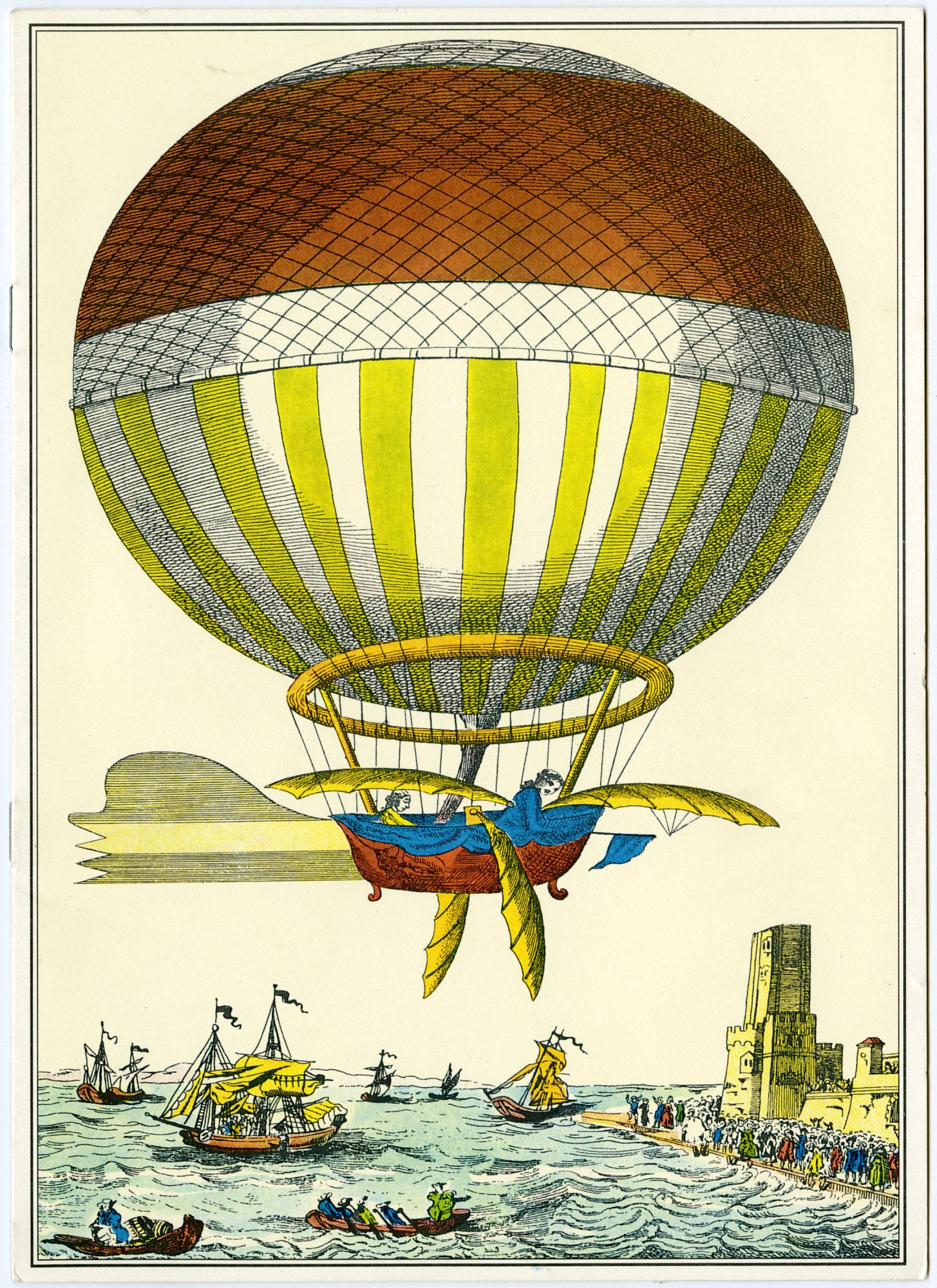 Airline Menu Collection Grosdidier de Matons