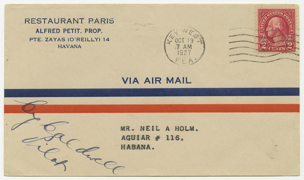Basil Lee Rowe First Day Covers