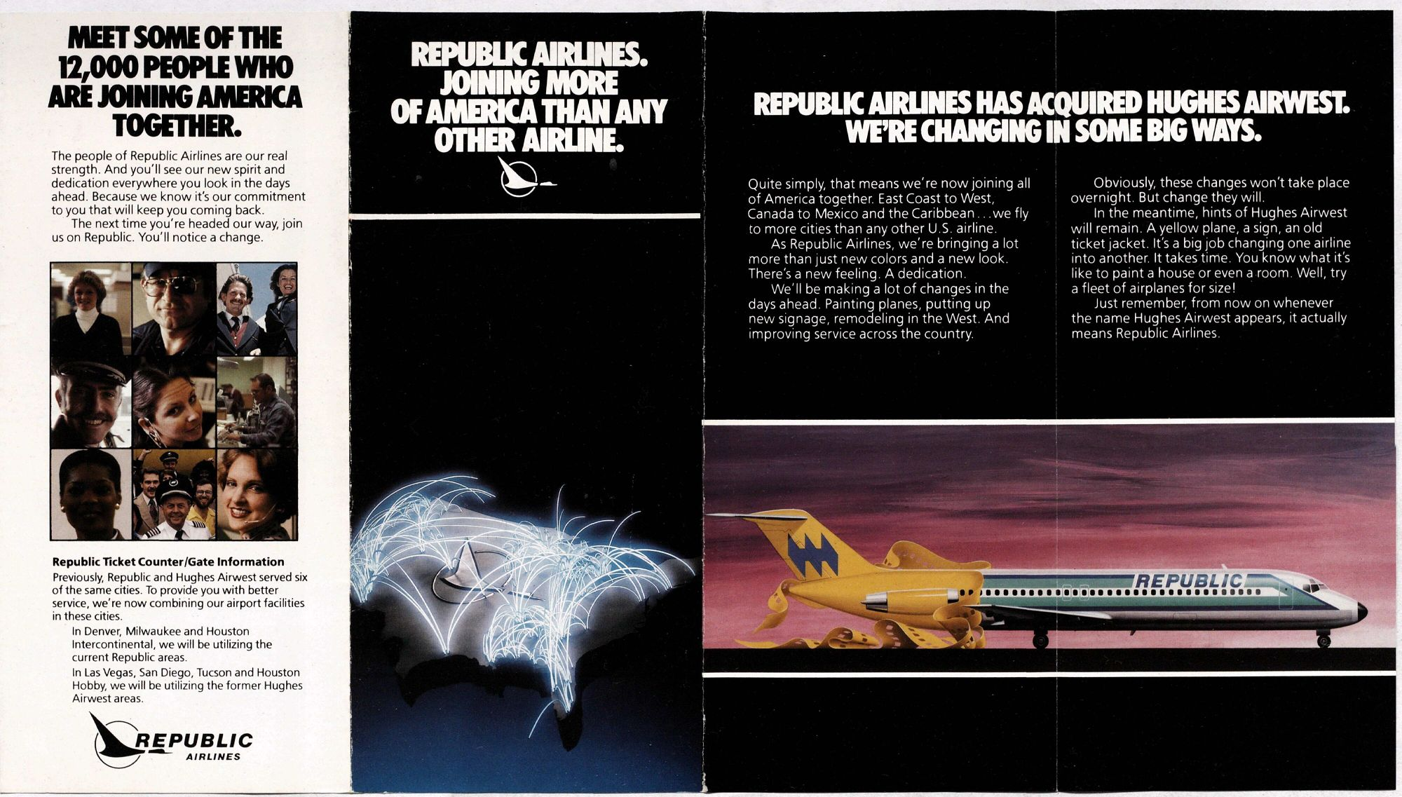 Arnold Egeland Airlines Collection