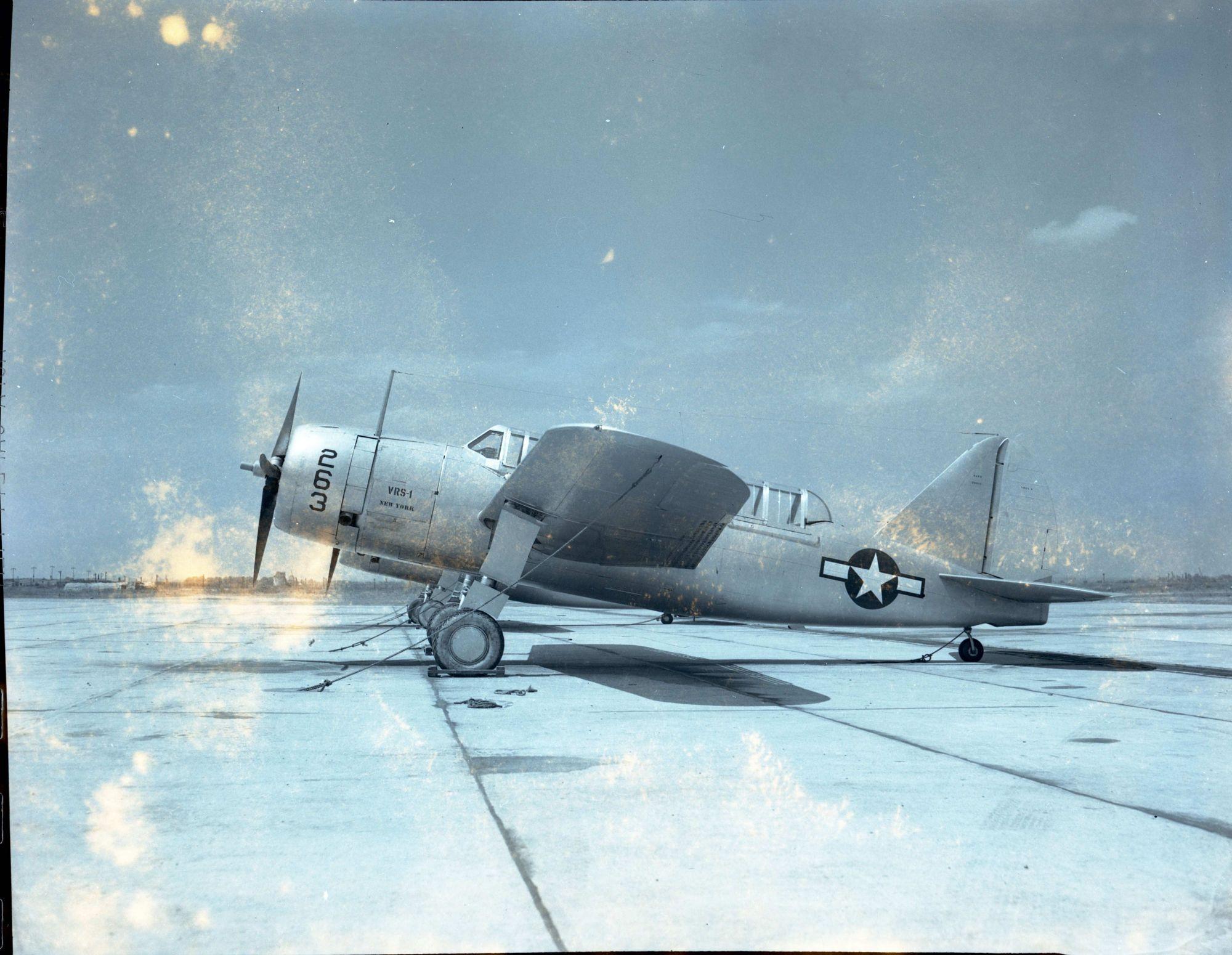 Brewster SB2A-1 Buccaneer