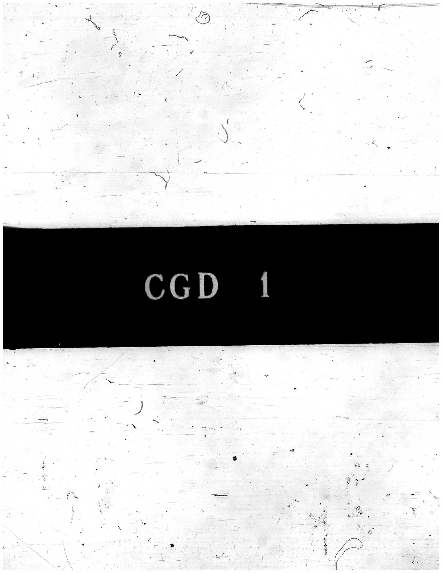 Captured German Aeronautical Documents (CGD) Microfilm