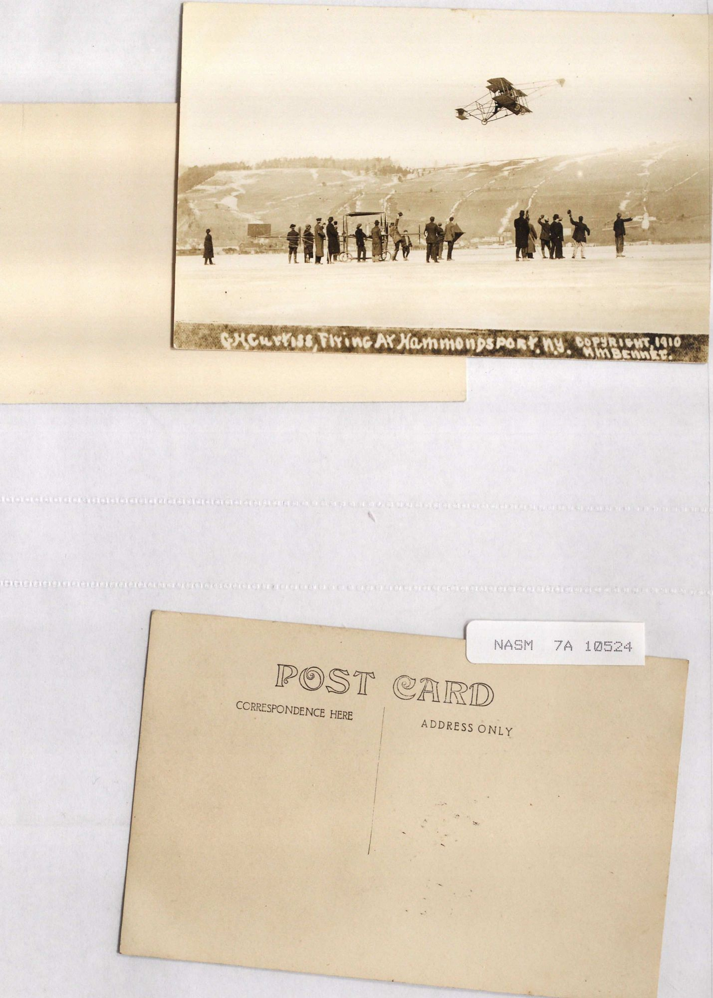 Glenn Curtiss Early Aviation Photography Collection