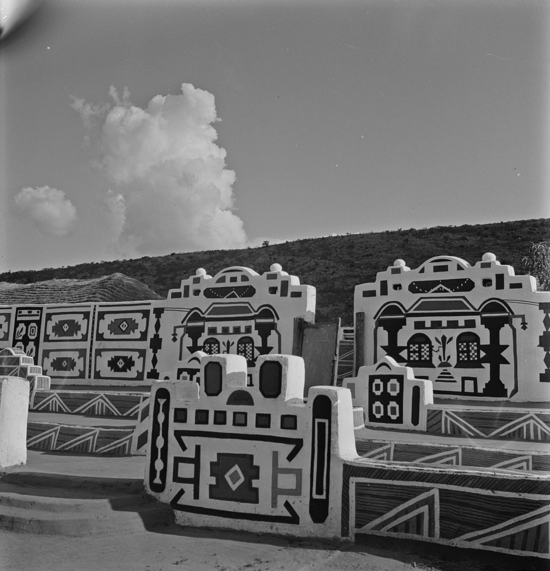 Ndebele Architecture