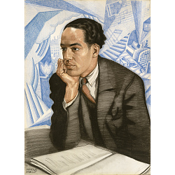 Langston Hughes: Examining Portraiture
