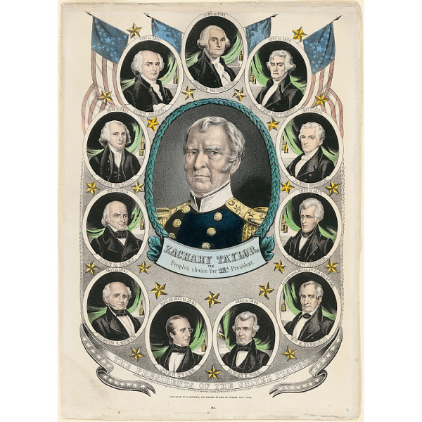 Presidential Portraiture: Looking and Analyzing Questions