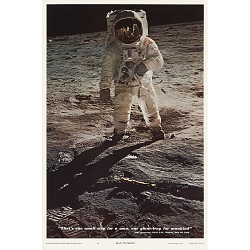 "Photograph Analysis: ""Moon Man"" Image of Buzz Aldrin"
