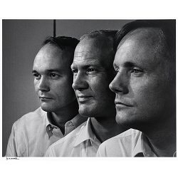 Destination Moon Crew Guide: Apollo 11 Command Module Pilot Michael Collins