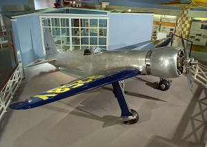 Hughes H-1 Racer, Courtesy of National Air and Space Museum, Inventory Number: A19750840000