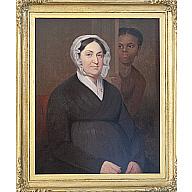 Maria Birch Coffing with Jane W. Winslow