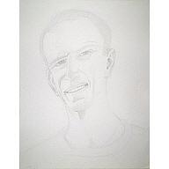 Alex Katz Self-Portrait