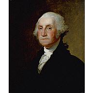George Washington (Athenaeum type)