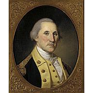 George Washington (Bust length of 1787 type)