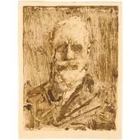 William Merritt Chase Self-Portrait