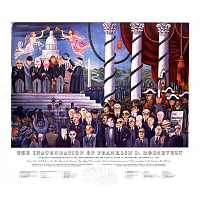 Inauguration of FDR