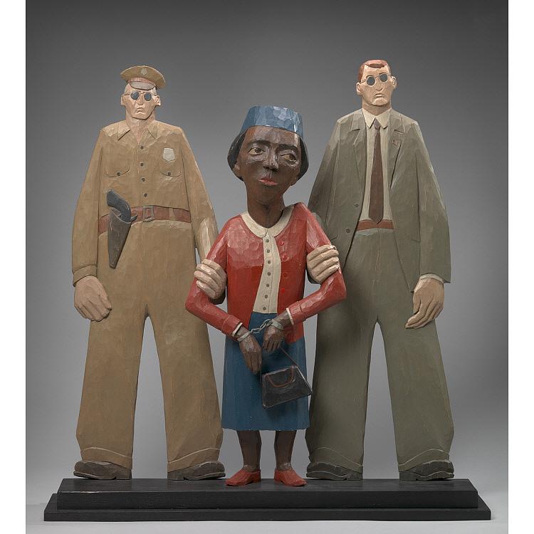 Rosa Parks Portrait
