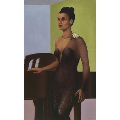 Lena Horne Portrait