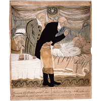 Washington in His Last Illness