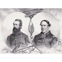 David D. Porter and David G. Farragut