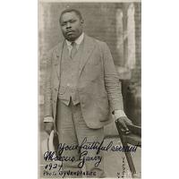 Marcus Mosiah Garvey
