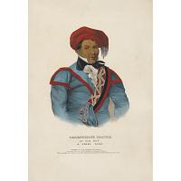 Tustennuggee Emathla or Jim Boy - A Creek Chief