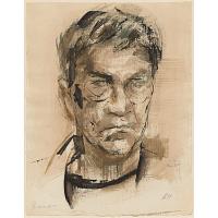 Self-Portrait, Peterborough 57