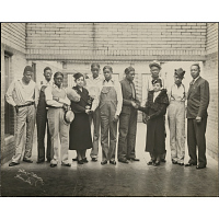 Scottsboro Boys and Juanita Jackson Mitchell