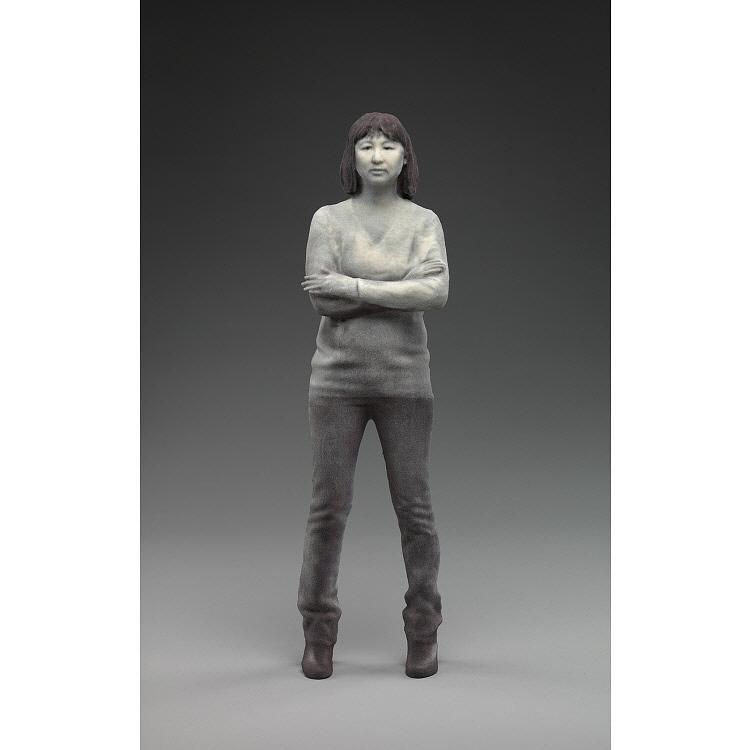 Maya Lin 1:5 Portrait