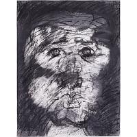 Untitled (Self-Portrait/Head)