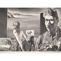 Self-Portrait with Spanish Cap