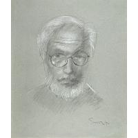 Sidney Simon Self-Portrait