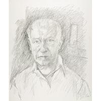 Jack Tworkov Self-Portrait