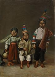 Aymara Children