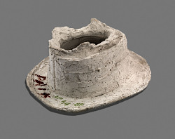 Untitled (Beuys Hat), Artist's Proof