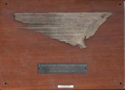 Fragment, Wright Brothers' Hangar