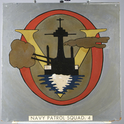 Insignia, Observation Squadron 4, United States Navy