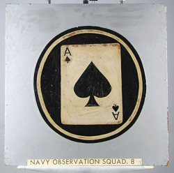 Insignia, Observation Squadron 8, United States Navy