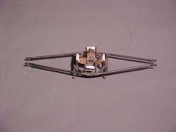 Control Vane Assembly, Rocket, Liquid Fuel, Robert H. Goddard