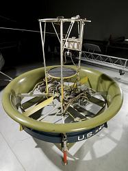 Hiller Model 1031-A-1 Flying Platform