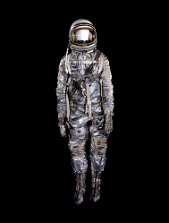 Culture and Aesthetics Meet Physics:  Why Soviet and American Spacesuits Look Different